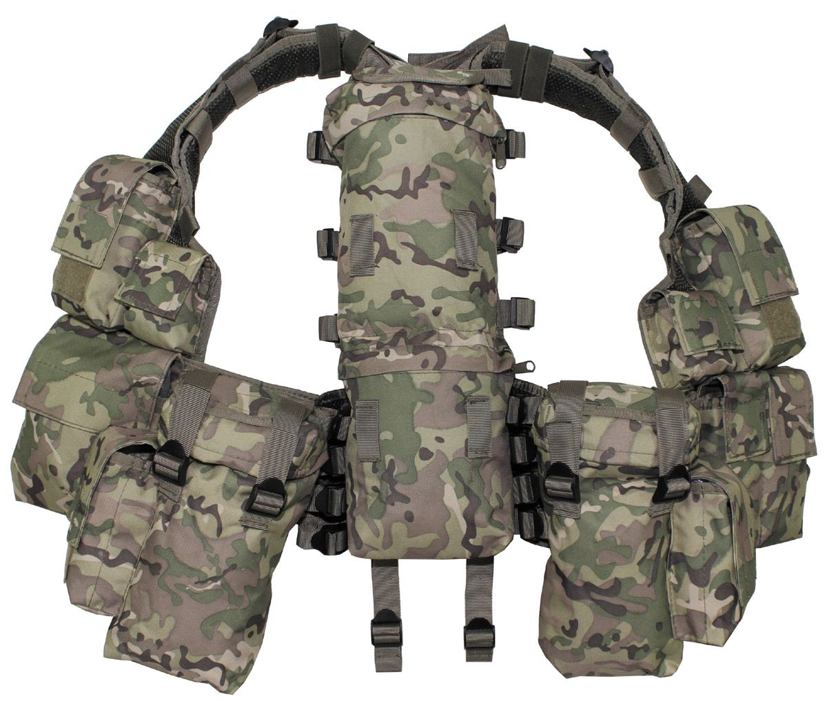 Image of Tactical Weste, div. Taschen, operation-camo