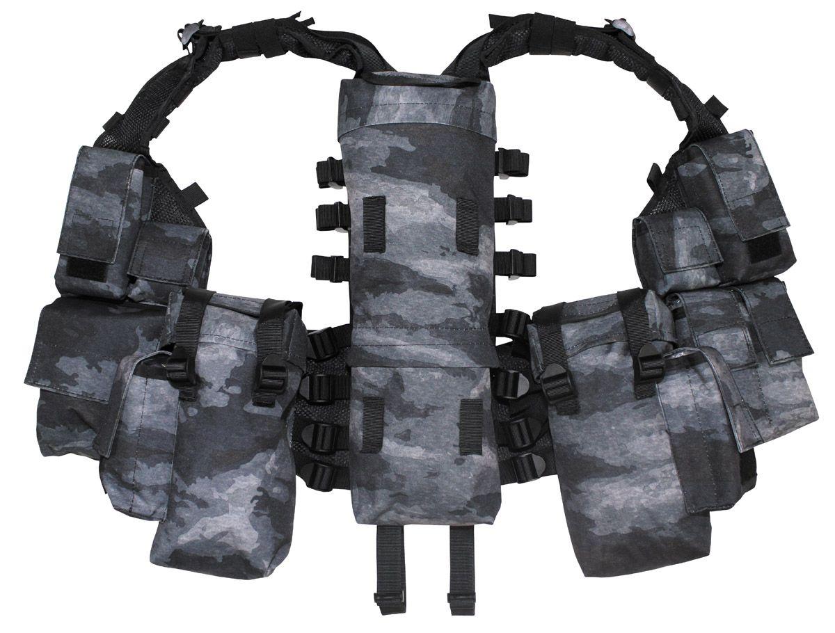 Image of Tactical Weste, div. Taschen, HDT-camo LE