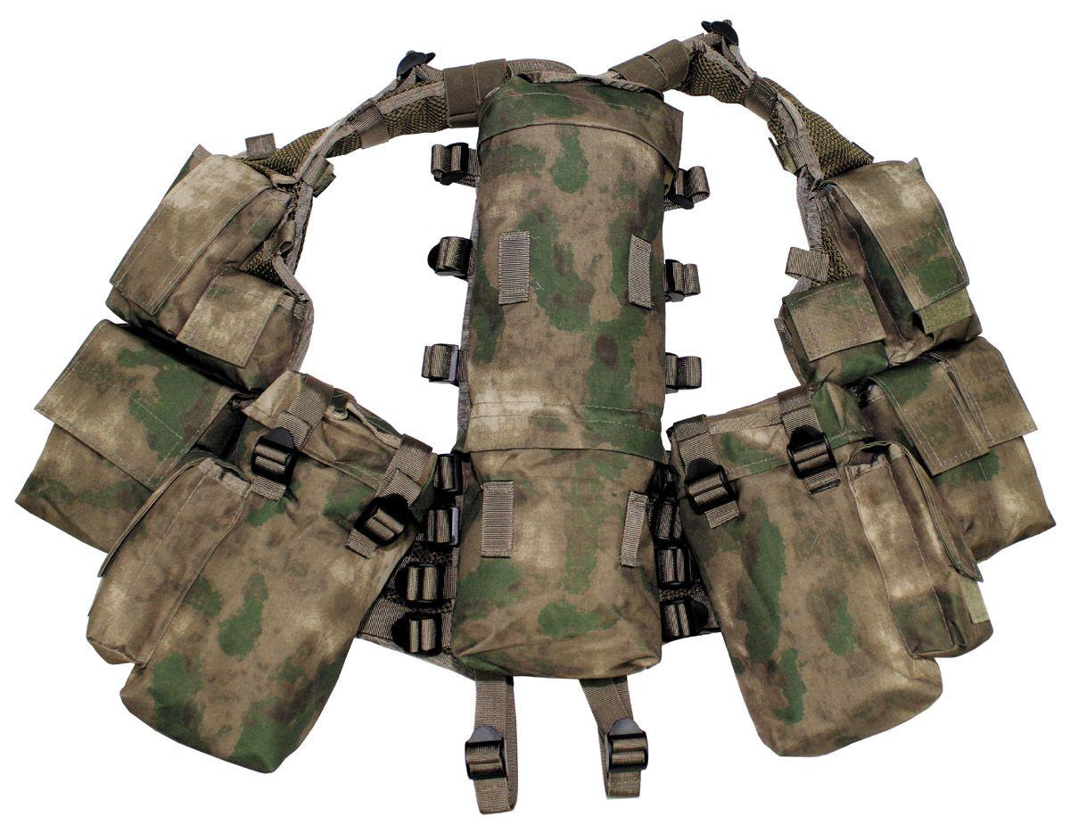 Image of Tactical Weste, div. Taschen, HDT-camo FG