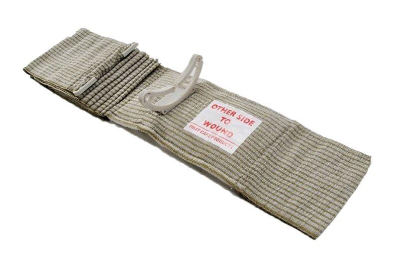 """Image of 4"""" Israeli Bandage - Druckverband mit Applikator"""